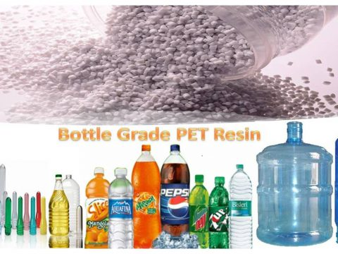 PET Resin Bottle Grade